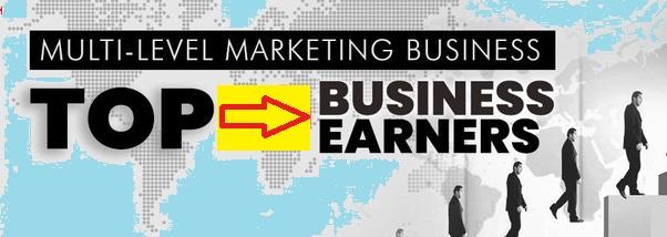 Top MLM Business Earners