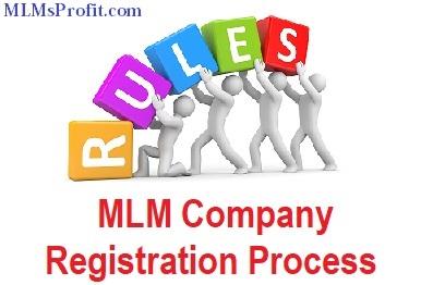 MLM Company Registration Process