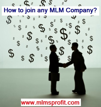 How to Join any MLM Company